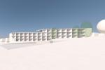 Sanatorium Pálava, vizualizace