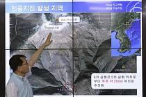Severokorejský jaderný test