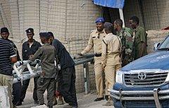 Somálsko, útok na policejní akademii