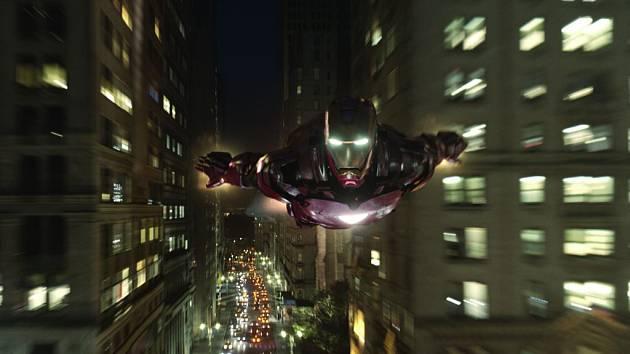 Velkofilm Avengers přivádí na plátno hned sedm superhrdinů, známých z amerických kultovních komiksů.