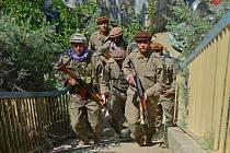Síly odporu v Pandžšíru. Ilustrační snímek