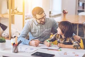 Domácí výuka - Ilustrační foto