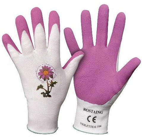 Polyamidové rukavice pro zahradnické práce