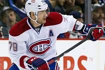 Hokejista Montrealu Andrej Markov.