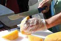 Sýr, ilustrační foto