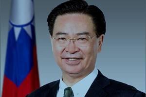 Jaushieh Joseph Wu, Ministr zahraničních věcí, Čínská Republika (Tchaj-wan)