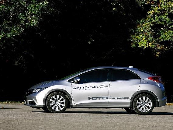 Nová generace modelu Civic