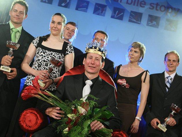 Radek Bauer zvítězil v anketě Král bílé stopy.