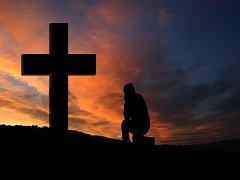 Kříž (ilustrační foto)