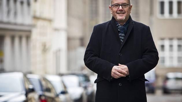 Dopravní psycholog Michal Walter.