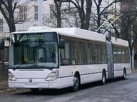 Na Ukrajinu poputují české trolejbusy (Ilustrační foto)