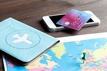 Cestovní pojištění. Ilustrační foto.