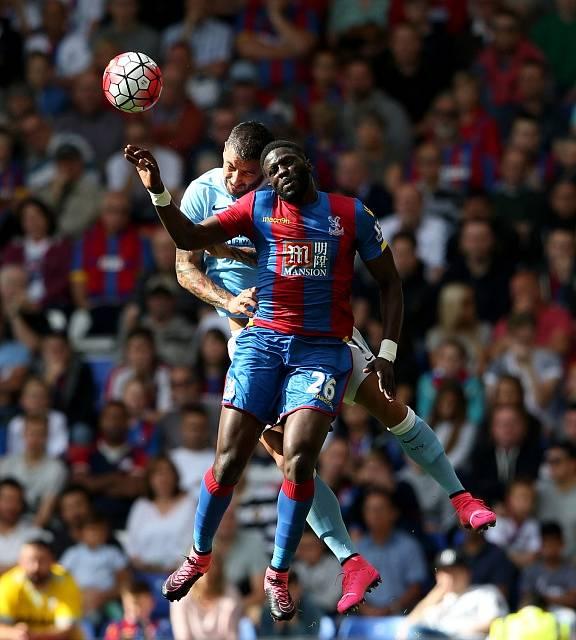 Manchester City dobyl hřiště Crystal Palace