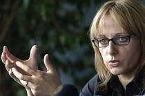 Bývalá ředitelka Transparency International Adriana Krnáčová.