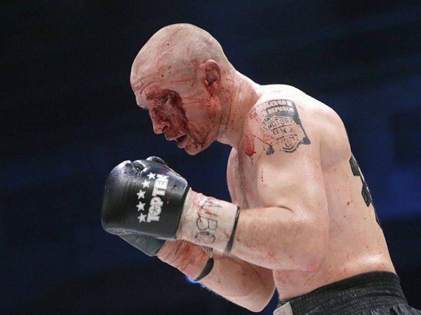 Boxer Lukáš Konečný souboj omistra světa se Zaurbekem Bajsangurovem prohrál.