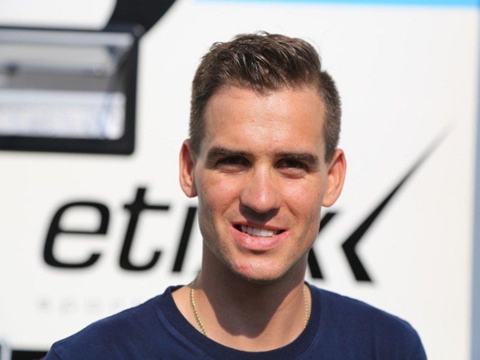 Zdeněk Štybar na Czech Cycling Tour.
