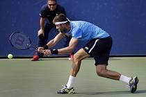Jiří Veselý na US Open.