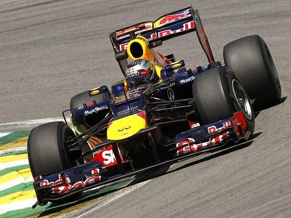 Sebastian Vettel získal třetí titul mistra světa za sebou.