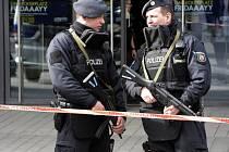 Německá policie. Ilustrační snímek