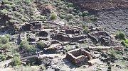 Gran Canaria. Archeologické naleziště u Puerto  de Mogán