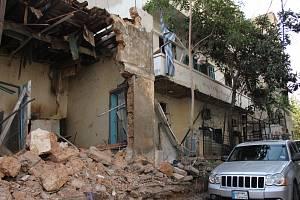 Člověk v tísni se v Bejrútu rozhodl podpořit aktivity, které budou realizovat vreakci na výbuch.