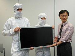 Nejmarkantněji se krize projevila u firmy IPS Alpha, která v průmyslové zóně Triangle vyrábí LCD obrazovky.
