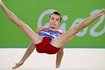Na brněnské gymnastické Grand Prix se představí také David Jessen.