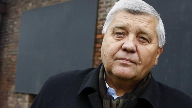 Komunistický aktivista a bývalý funkcionář KSČ Miroslav Štěpán