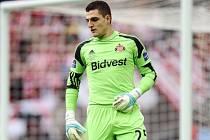 Vito Mannone, brankář Sunderlandu