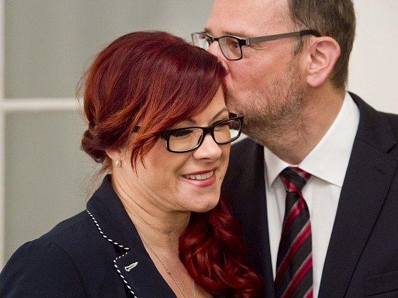 Státní zástupce dnes navrhl pro Janu Nečasovou (dříve Nagyovou) opět 3,5 roku vězení za zneužití Vojenského zpravodajství.