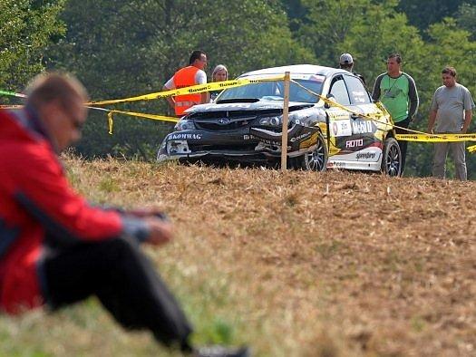 Zlínskou Barum rallye 2. září předčasně ukončila smrt jednoho z diváků ve třinácté rychlostní zkoušce. Vůz Subaru Impreza posádky Václava Kopáčka a Tomáše Singera ve 13. z plánovaných patnácti erzet v zatáčce vyletěl z trati a skončil mezi fanoušky.