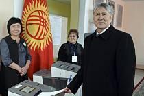 Prezident Almazbek Atambayev.