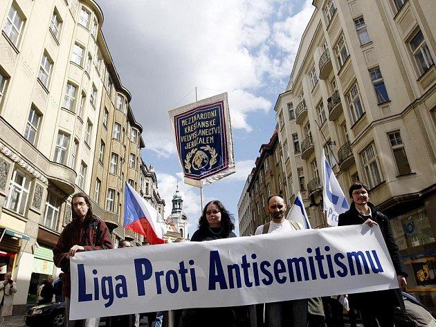 Pochod dobré vůle proti nákaze rasismu a antisemitismu