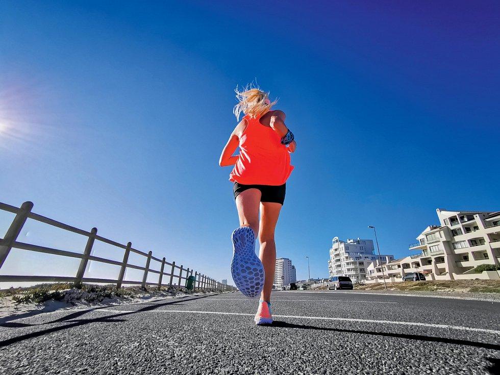 Pro běh velmi důležitou funkčnost srdečně cévního systému lze poměrně úspěšně trénovat až do vyššího věku.