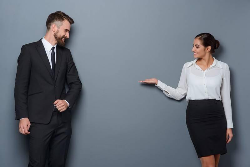 Na pracovním pohovoru za vás mluví i zevnějšek.