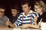 Monika MacDonagh Pajerová ve stávkovém výboru