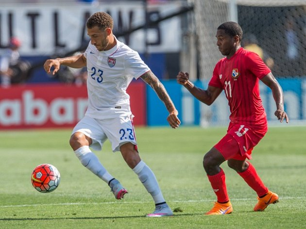 Zlatý pohár: USA vs. Panama