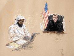 Vězni na Guantánamu se mohou odvolávat k civilním soudům, ale vojenské tribunály s nimu budou pokračovat.