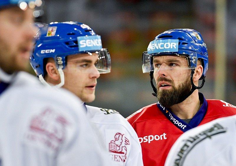 Milan Gulaš (vpravo) se vrací do reprezentačního týmu