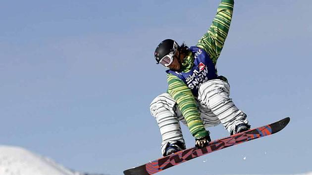 Snowboardkros - ilustrační foto.