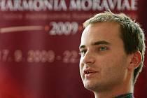 Manažer Tomáš Gregůrek