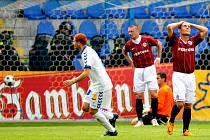 Sparta inkasovala v Liberci čtyři góly a pohřbila i poslední naději na titul.