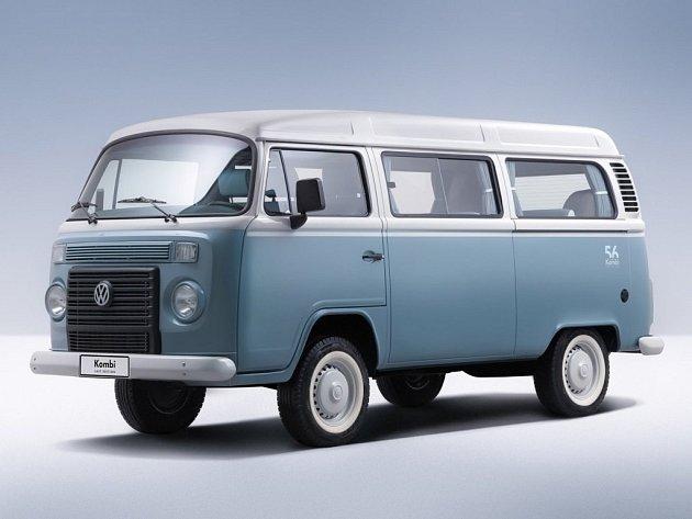 Volkswagen Kombi Last Edition.