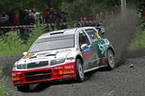 Jan Kopecký, Škoda Fabia WRC