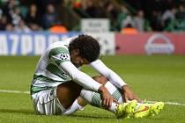 Virgil van Dijk ze Celticu smutní - jeho tým do Ligy mistrů nepostoupil.