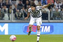Sami Khedira z Juventusu.