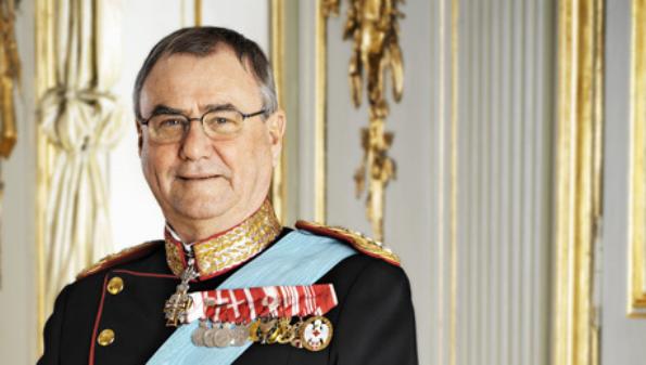 Dánský princ Henrik