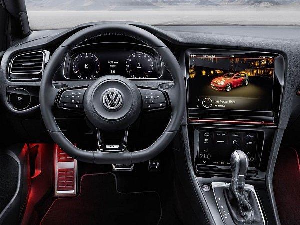 Koncept Volkswagen R Touch.