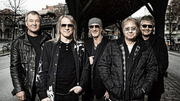 Deep Purple.