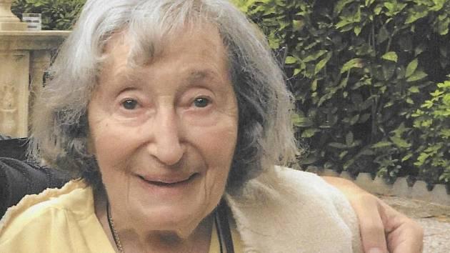 Zavražděná Mireille Knollová